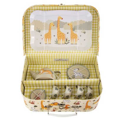 Sass & Belle Picnic Box Set Savannah Safari