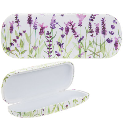 Lesser & Pavey Glasses case Lavender
