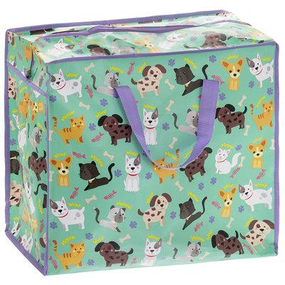 Lesser & Pavey Jumbo bag Cats & Dogs