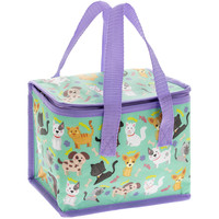 Lesser & Pavey Lunch bag Cats & Dogs