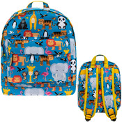 Lesser & Pavey Backpack Zoo