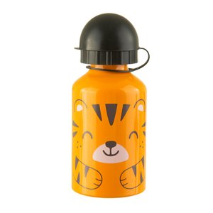 Sass & Belle Kids Drinking Bottle Tiger