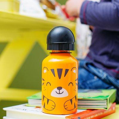 Sass & Belle Kinder-Trinkflasche Tiger