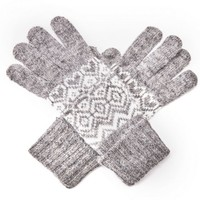 Pure & Cozy Handschuhe Ireland grey