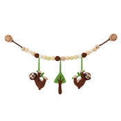 Sindibaba Carriage Chain with Sloth Brown