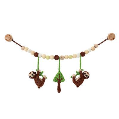 Sindibaba Wagenkette mit Sloth Brown