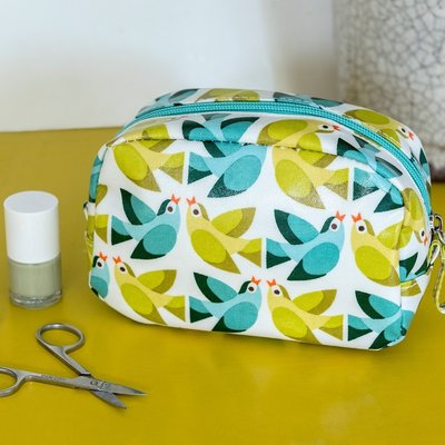 Rex London Make-up Bag Love Birds