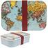 Lesser & Pavey Lunchbox Bamboo Worldtraveller