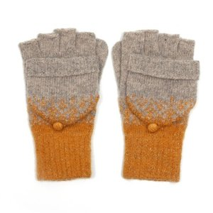 M&K Collection Gloves Nordic mustard