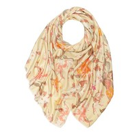 M&K Collection Scarf Kyoto cream