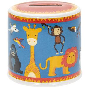 Lesser & Pavey Money box Zoo