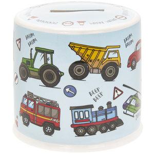 Lesser & Pavey Money box Vehicle