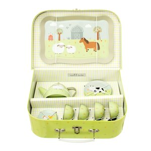 Sass & Belle Picnic box set Farmyard Friends