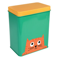 Rex London Pet Food Tin Chester the Cat
