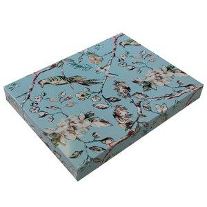 Powell Craft Geschenkbox Blue Blossom