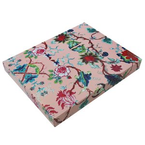 Powell Craft Gift Box Pink Floral