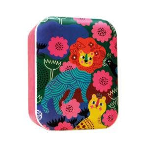 Kitsch Kitchen Lunch box Bamboo Lion