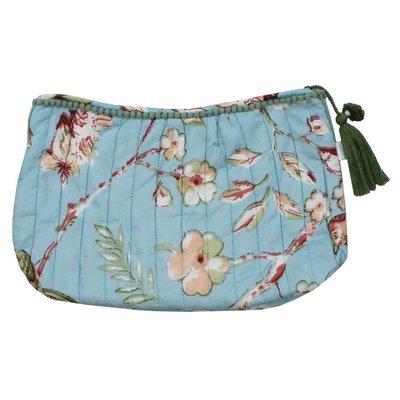 Powell Craft Kulturbeutel Blue Blossom