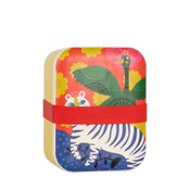 Lunch box Bamboo Tiger