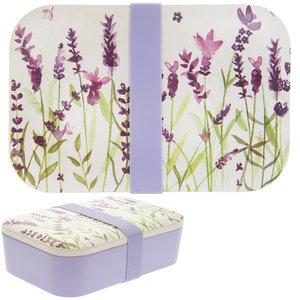 Lesser & Pavey Brotdose Bamboo Lavender