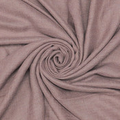 M&K Collection Scarf Grain Cotton / Wool dusty pink