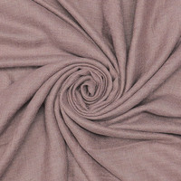 M&K Collection Schal Grain Cotton/Wool dusty pink