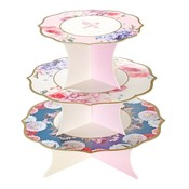 Talking Tables Cakestand 3-tiers Truly Scrumptious new