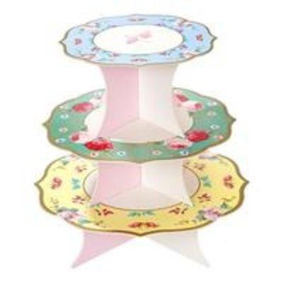 Talking Tables Kuchenständer 3-Lagen Truly Scrumptious new