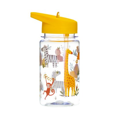 Sass & Belle Water bottle Savannah Safari