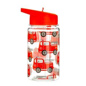 Sass & Belle Water bottle Fire Engine