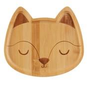 Sass & Belle Bambusteller Woodland Fox