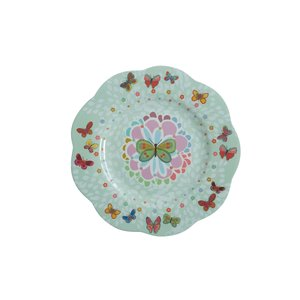 Overbeck and Friends Melamine plate Ida large