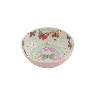 Overbeck and Friends Melamine Bowl  Ida