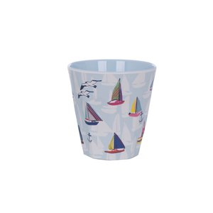 Overbeck and Friends Melamine cup Ahoy 2