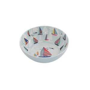 Overbeck and Friends Melamine Bowl Ahoi