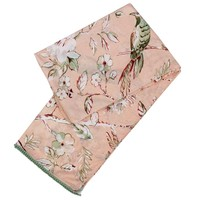 Powell Craft Scarve Cotton Peach Blossom