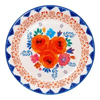 Talking Tables Paper Plates Boho Floral