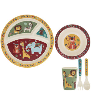 Lesser & Pavey Tableware set Bamboo Jungle