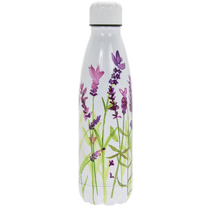 Lesser & Pavey Trinkflasche Lavender