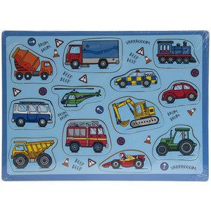 Lesser & Pavey Puzzle Vehicles