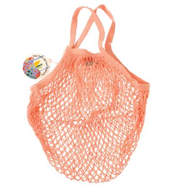 Rex London MIX Einkaufsnetz Bio-Baumwolle  coral/grey/duckegg/red/greekblue