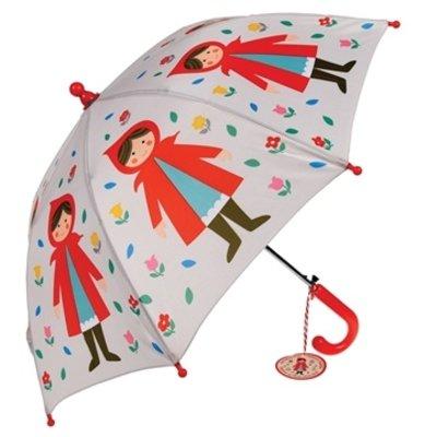 Rex London MIX Kinder-Regenschirme Flamingo/Petite Rose/Red Ridinghood