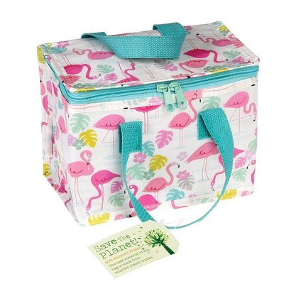 Rex London MIX Lunch-Tasche  Apple/Coulourful Creatures/Flamingo/Wild Wonders/Tropical