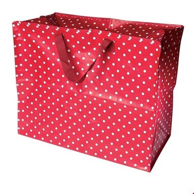 Rex London MIX Giant Bags Doily/Petite Rose/World Map/Red Dots/Apple