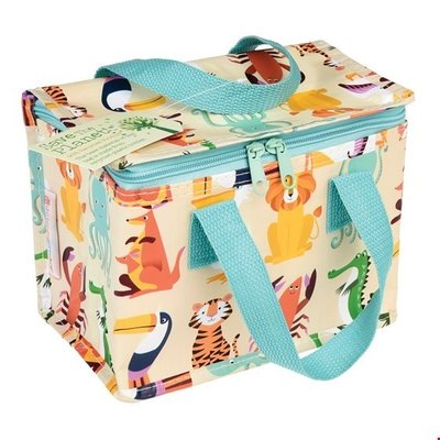 Rex London MIX Lunch bag  Apple/Coulourful Creatures/Flamingo/Wild Wonders/Tropical