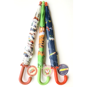 Rex London MIX Children's umbrellas Transport/Tiger/Space