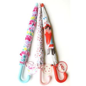Rex London MIX Children's umbrellas Flamingo/Petite Rose/Red Ridinghood