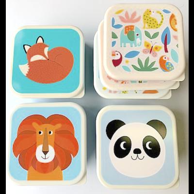 Rex London  Set of 3 snack boxes BEST-MIX-2