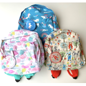 Rex London MIX Backpack Flamingo/Unicorn/Red Ridinghood