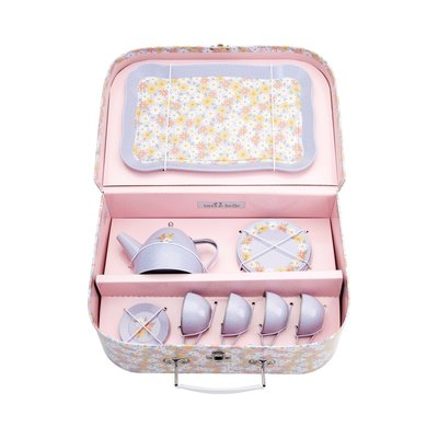 Sass & Belle Picnic box set Blue Daisy
